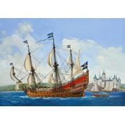 SET MACHETA REVELL - GIFT SET ROYAL SWEDISH WARSHIP VASA - 05719 - REVELL