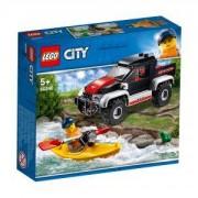 Конструктор Лего Сити - Приключение с каяк LEGO City 60240