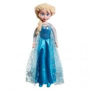 Disney Frozen Singing Elsa Plush Doll