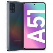Samsung Galaxy A51 SM-A515F Dual sim 128GB Black Garanzia Italia