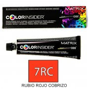 Matrix Color Insider 7RC RUBIO ROJO COBRIZO tinte 60gr.