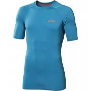 Asics Camiseta running Asics Race - Hombre - Azul - XXL - Azul