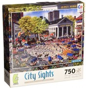 Ceaco City Sights New York Jigsaw Puzzle