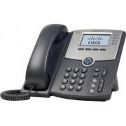 Telefon IP Cisco SPA509G cu Display PoE si PC Port