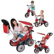 Famosa Feber - Baby Feber Trike Premium Rojo