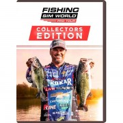 Fishing Sim World 2020 Pro Tour Collectors Edition PC Game