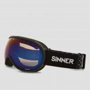 SINNER Vorlage skibril zwart/blauw Dames - OXFORD zwart - Size: ONESIZE
