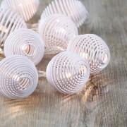 SkyLantern® Original Guirlande Lumineuse Cocons Blanc