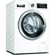 Mașina de spălat rufe Bosch WAX28MH0BY, 10 kg, 1400 rpm, Functie Reîncărcare, Display LED, Sistem automat Anti-pete, Home Connect, Clasa A+++, Alb