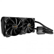 Liquid Cooling for CPU, be quiet! SILENT LOOP, 280mm, 2x Pure Wings (BW003)