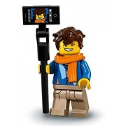 LEGO Ninjago Movie Minifigures Series 71019 - Jay Walker [Loose]
