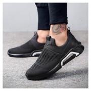 Zapatillas Ligeras Malla Transpirable Para Hombre Zapatos Deportivos