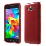 Силиконов гръб за Samsung Galaxy Grand Prime SM-G530H - червен