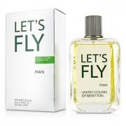 Let's Fly Eau De Toilette Spray 100ml/3.3oz Let's Fly Тоалетна Вода Спрей