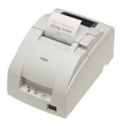 Imprimanta de bonuri Epson TM-U220B USB cutter alba