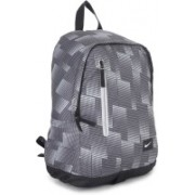 Nike Backpack(Black, Grey)