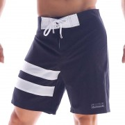 MIIW Physique Stripe Boardshorts Beachwear 4706-47