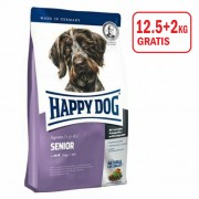Happy Dog: Supreme Senior, 12.5kg+2kg GRATIS