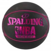Spalding Basketball NBA HIGHLIGHT 4HER (Outdoor) - schwarz/rosa | 6