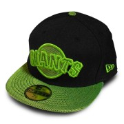 Boné New Era San Francisco Giants Black & Green - 7 - PP