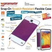 Promate Grosso-N3 ,Snap-On Scratch-Resistant