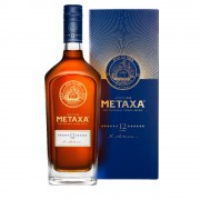 Metaxa 12 stele 0.7L - gift box