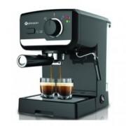 Ръчна еспресо машина Rohnson R 969, 925 W, 15 bar, черна