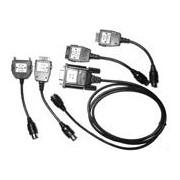 Kabel PC-GSM 4-w-1 do telefonów Panasonic