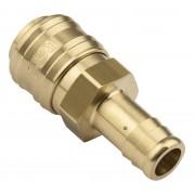 Szybkozłączka z nyplem na wąż 13mm typ 26 Rectus - Wtyk na wąż 13mm \ 1 sztuka