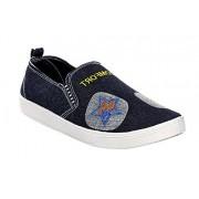 Azotic mens casual shoes(washing-03-comfort)(9 M UK Men)