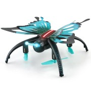 JJRC H42WH WIFI FPV Voice Control Altitude Hold Mode Butterfly-like RC Drone Quadcopter