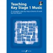 Faber Music Teaching Key Stage 1 Music CD, Ann Bryant