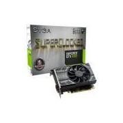 Placa de Vídeo VGA EVGA NVIDIA GeForce GTX 1050 2GB SC ACX GDDR5 - 02G-P4-6152-KR