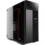 Carcasa In Win 509 Black Red