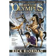 Son of Neptune: The Graphic Novel (Heroes of Olympus Book 2), Paperback/Rick Riordan