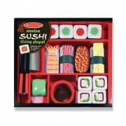 Melissa & Doug Sütés-főzés, sushi fa játékszett