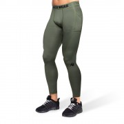 Gorilla Wear Smart Tights - Legergroen - M