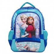 Ghiozdan scoala ergonomic Frozen Anna si Elsa