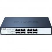Mrežni preklopnik D-Link DGS-1100-16 16 ulaza 1 Gbit/s