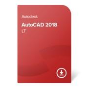 AutoCAD LT 2018 единичен лиценз (SLM)