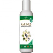 Hair Gold Oil for Hair Regrowth Strength Volume(Pack of 2)