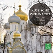 Moscow Liturgic Choir/Father Amvrosy - Russian Christmas Liturgy (CD)
