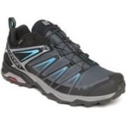 Salomon X ULTRA 3 Black Hiking & Trekking Shoes For Men(Black)