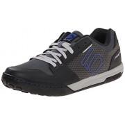 Five Ten Men s Freerider Contact Bike Shoe Grey/Blue 5.5 D(M) US
