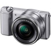 Sony Produkt z outletu: Aparat SONY Alpha A5000 ILCE5000LS Srebrny