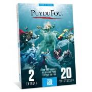 Wonderbox Coffret cadeau Puy du Fou Grand Parc - Wonderbox