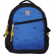 Marimco High Quality Tough Polyster 34L Casual School/college/Laptop/Travel 34 L Backpack(Blue)