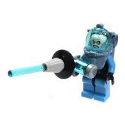 Lego Super Heroes Mr. Freeze Minifigure 2013