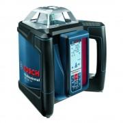 Nivela laser rotativa Bosch GRL 500 HV + LR 50 + GR 240 + BT 170 HD
