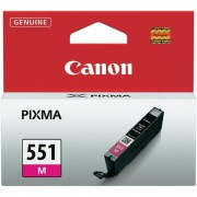 CANON CLI-551M, Magenta InkJet Cartridge (BS6510B001AA)